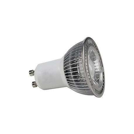GU10 LED. 5W. blanc. 60 degrés. non variable