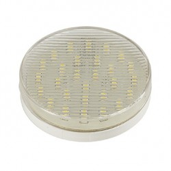 GX53. SMD LED. 2.8W. 6500K. non variable